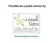 Sidra Medical and Research Hospital
